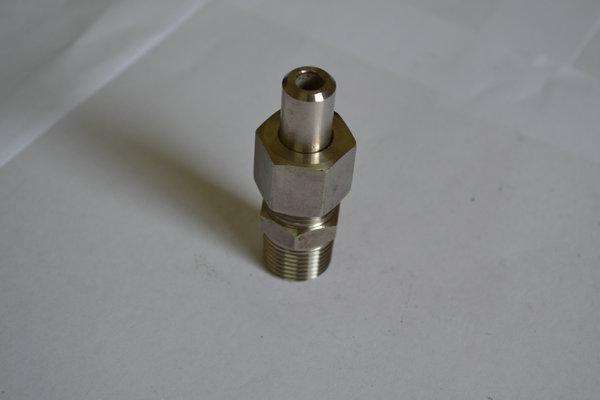 防泄漏焊接式终端接头