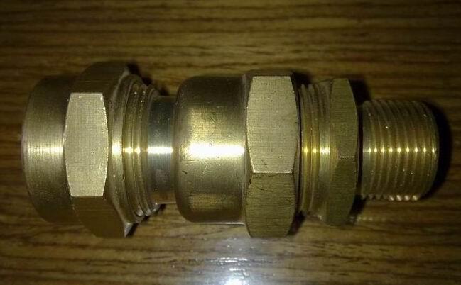 铜质格兰头